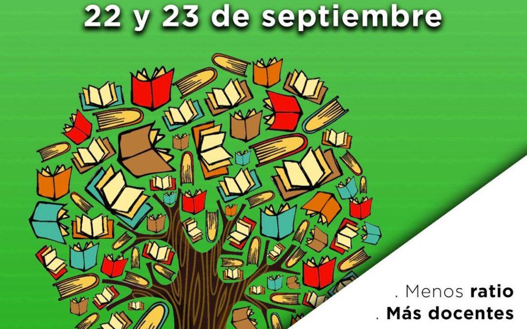 Huelga Educativa 22-23sept