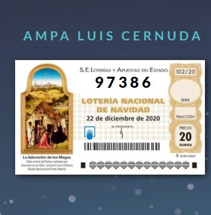 Loteria de Navidad AMPA