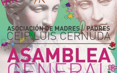 Asamblea General  21-22